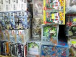 Pile of games in Hong Kong
