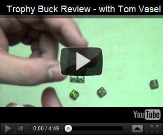 Trophy Buck Review by DiceTower.com