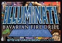 Bavarian Fire Drill: Illuminati Expansion (T.O.S.) -  Steve Jackson Games
