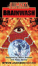 Illuminati: Brainwash cover