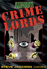 Illuminati: Crime Lords cover
