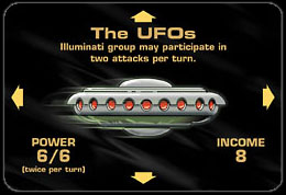 UFOs control the world!
