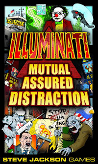 Illuminati: Mutual Assured Distraction cover