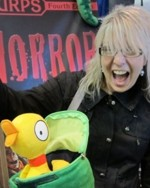 Monica meets the Duck of Doom!