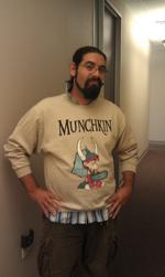 Munchkin Sweatshirt