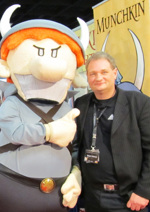 Munchkin Mascot and Control at RPC Germany 2012