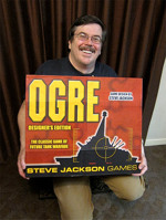 SJ with Ogre box