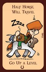 Munchkin 8 - Half Horse, Will Travel