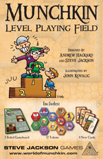 Munchkin Level PLaying Field