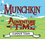 Munchkin Adventure Time!