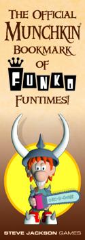 Funko to make Munchkin toys!