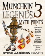Munchkin Legends 3 - Myth Prints