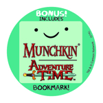 Look for this sticker on Munchkin boxes!