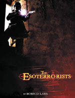 Get The Esoterrorists free with your purchase at Warehouse 23!