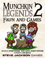 More Faun and Games for Munchkin Legends!