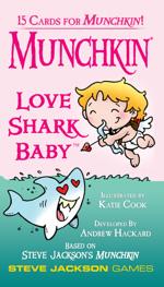 Munchkin Love Shark Baby