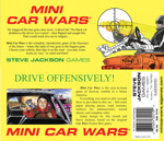 It's Car Wars, but mini!