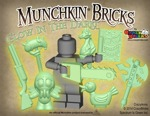 Check out the Munchkin Bricks Kickstarter!