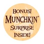 The Munchkin Walmart Sticker