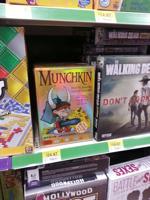 Munchkin in Walmart