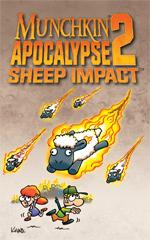 Munchkin Apocalypse 2 Journal