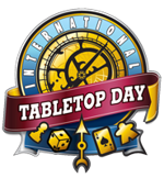 Get MIBs for International TableTop Day!