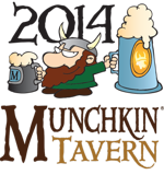 Come to the Munchkin Tavern!