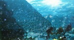 Underwater pyramid found near Portugal.