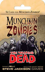 Munchkin Zombies The Walking Dead