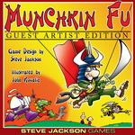 Munchkin Fu cover