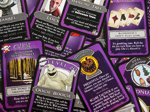 Munchkin The Nightmare Before Christmas cards