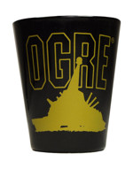 Ogre Shot Glass