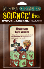 SCIENCE! Dice