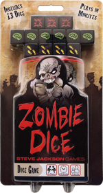 Zombie Dice New Packaging