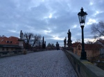 Greetings from Prague!