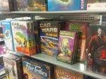 Car Wars: The Card Game at Barnes & Noble
