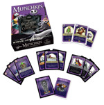 Munchkin The Nightmare Before Christmas components
