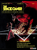 Space Gamer - Demons