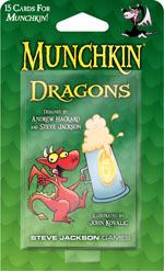 Munchkin Dragons