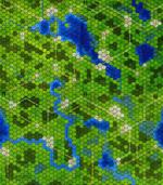 G.E.V. Map