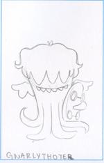 Munchkin Cthulhu Card Art Gnarly