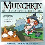 Munchkin Deluxe Guest Artist Edition