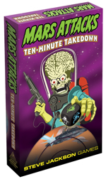 Mars Attacks: Ten-Minute Takedown