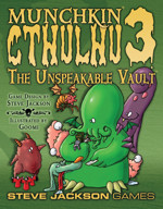 Munchkin Cthulhu 3 -- The Unspeakable Vault