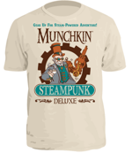 Munchkin Steampunk T-Shirt
