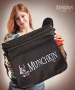 munchkin messenger bag promo shot
