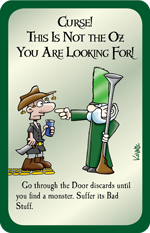 Munchkin Oz: Not The Oz You Are Looking For