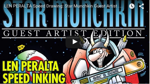 Watch Len Peralta Speed Ink Star Munchkin!