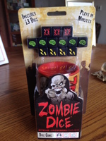 New Zombie Dice cover