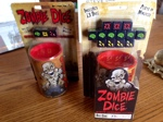 New Zombie Dice vs. Old Zombie Dice